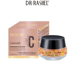 Gold Caviar Complex Anti-Wrinkle Luxury Regenerating Essence Gel Cream dr rashel