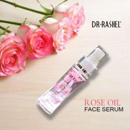 Rose Oil Vitality Moisturizing Serum