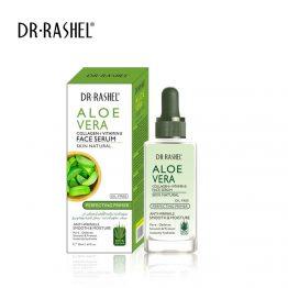 dr rashel aloe vera face serum
