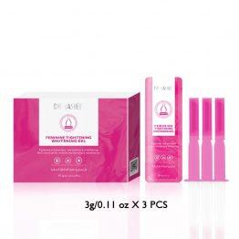 Feminine tightening and whitening gel